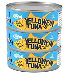 Trader joe 39 s solid light yellowfin tuna fish for Trader joe s fish oil
