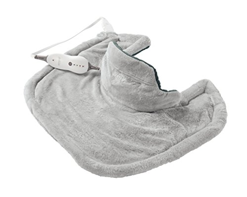 Sunbeam Renue Contouring Neck and Shoulder Heating Pad, 4