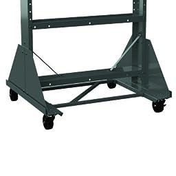 Akro- Mils Easy Flow Gravity Hopper Rack & Accessories, Mobile Kit 31625Rack w/ 4\