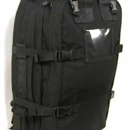 BLACKHAWK! S.T.O.M.P. II Medical Coverage Bag (Jumpable) - Black