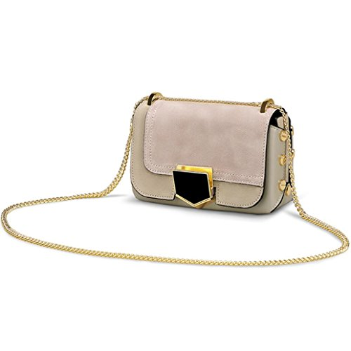 Frosted Inclined Lady Vintage Bags Party Bag Suede Package Summer Genuine Small TINGTING Chain Leather 4 Shoulder Bag 8WCqxX1WwH