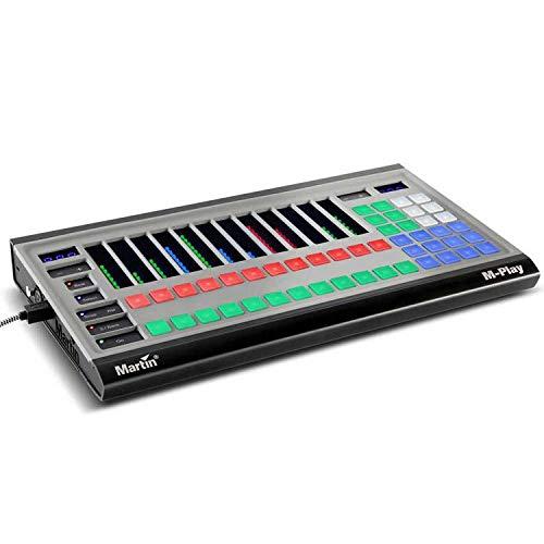Elation M-Play 512-Ch DMX Lighting Controller ()