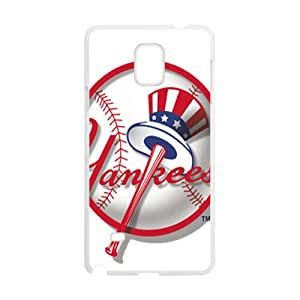 SHEP new york yankees logo Phone Case for Samsung Galaxy Note4