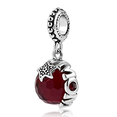 lovelyjewelry-mom-dangle-star-red-crystal-charm-bead-pendant-fit-pandora-charms-bracelet