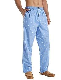 Men's Allover Pony Pajama Lounge Pants