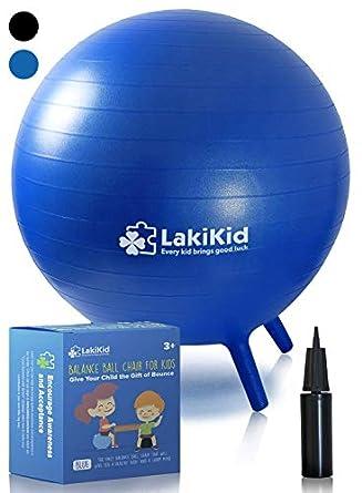 Amazon.com: LakiKid - Sillas de balón de equilibrio para ...