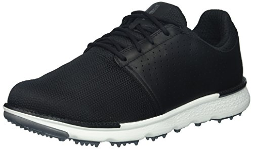 Pictures of Skechers Men's Go Golf Elite 3 Shoe 54523 Charcoal/Red 1
