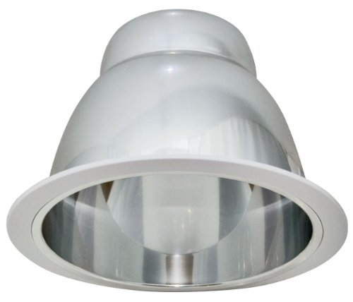 Polished Chrome Cone Cone (Polished Cone Reflector Chrome for 6