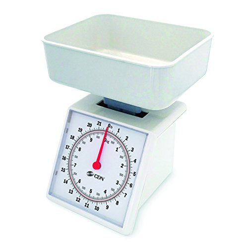 CDN SM2201 Mechanical Kitchen Food Scale