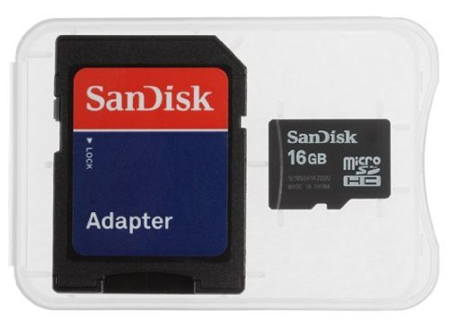 Sandisk 16gb Memory Smartphone Wildfire product image