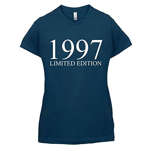1997 Limierte Auflage / Limited Edition - 20. Geburtstag - Damen T-Shirt - Navy - L