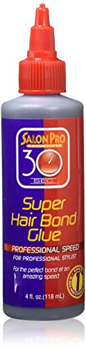 Salon Pro 30 Second Bonding Glue, 4 ()