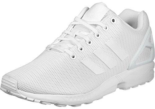 Bianco Scarpe Da Corsa Adulto Adidas Zx – Unisex Flux xwzt8EEvq