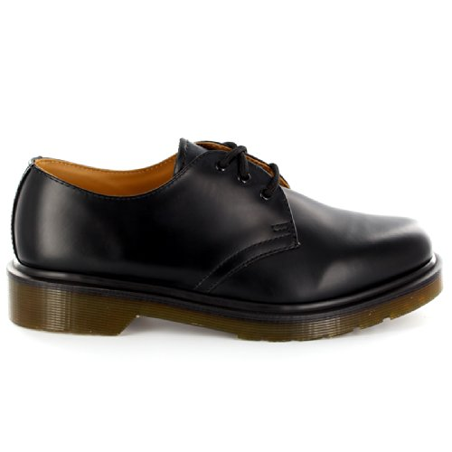 Mens Dr. Martens 1461 59 Vintage Oxfords Flat Retro Punk Leather Shoes Black JenaUE