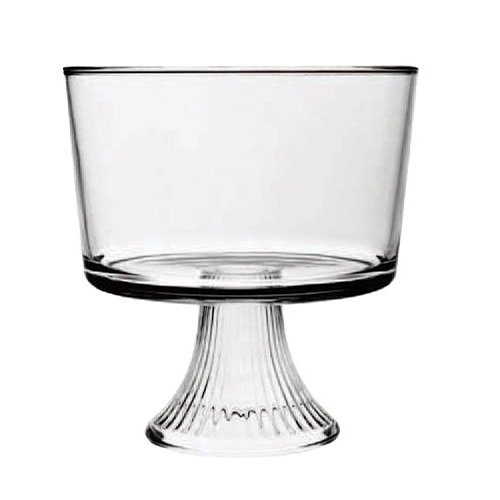 (Anchor Hocking Monaco Trifle Bowl)