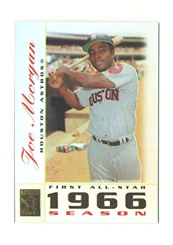 2003 Topps Tribute Perennial All-Stars - HOUSTON ASTROS Joe Morgan