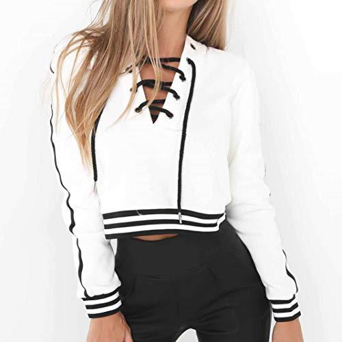 WomensClothingClearance,KIKOY Long Sleeve Sweatshirt Jumper Pullover ()