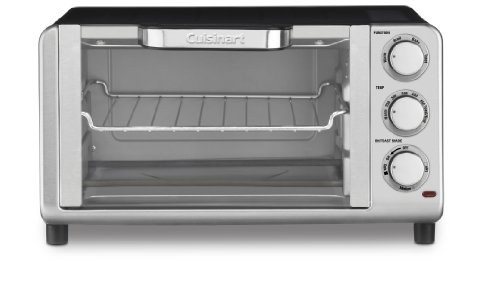 Cuisinart TOB-80 Compact Toaster Oven Broiler (Broiler For Toaster Oven compare prices)
