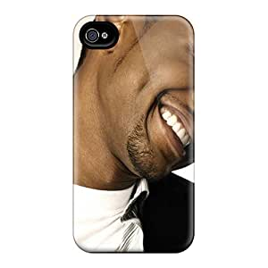 Snap-on Cases Designed For Iphone 6- Usher With Hat