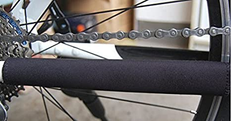 Bicicleta de cadena de vaina de protección de bicicletas Ciclismo ...