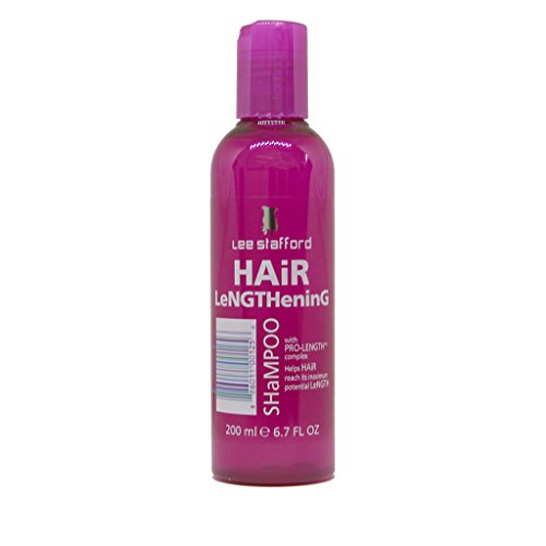 Lee Stafford Hair Lengthening Shampoo With Pro Growth Complex 200ml