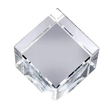 Amlong Crystal Large Crystal Jewel Cube Blanks 3 X 3 X 3