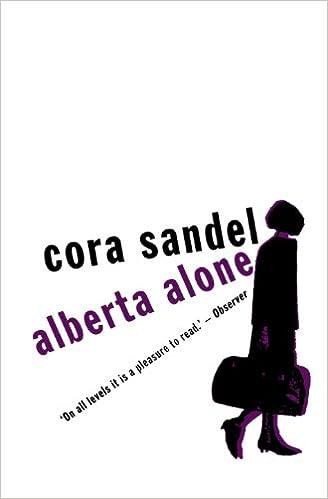 Image result for Cora Sandel, Alberta Alone,