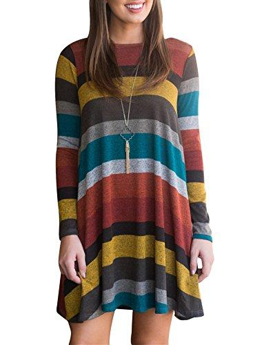 High Low Hem Dress - 9