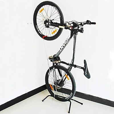 Liapianyun Soporte de pie para Bicicleta para Almacenamiento ...