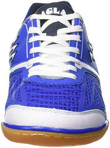 Futsal 3 5 Azul Fanthom Indoor blanco 44 De Zapatos 28 Agla nbsp;cm q4wHaW
