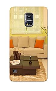 Fashion EQRlYzB274DSDWq Case Cover Series For Galaxy S5(living Room Decoration )