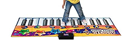Gigantic Keyboard Playmat Musical Toy Instruments at amazon
