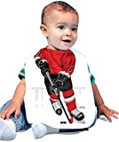 Just Add A Kid 690 Hockey Forward Red Baby Oversize