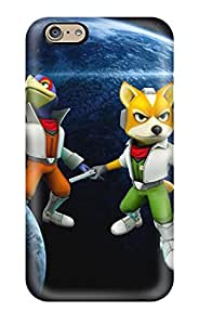 ORN10286TuIM Cases Covers Protector For Iphone 6 Star Fox 64 3d Cases