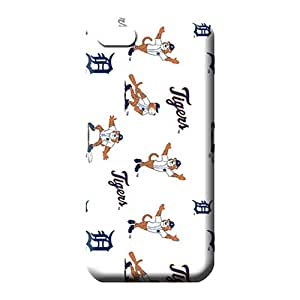 iphone 5 5s Hybrid Durable New Snap-on case cover mobile phone cases detroit tigers mlb baseball