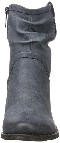Marco Tozzi Damen 25311 Stiefel Blau (Navy Antic)
