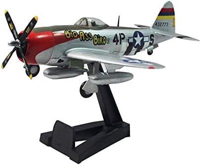 1/72スケールファイター合金モデル、軍事カーチスP-40B Warbawk 1942アダルトグッズやギフト、6.1Inch X