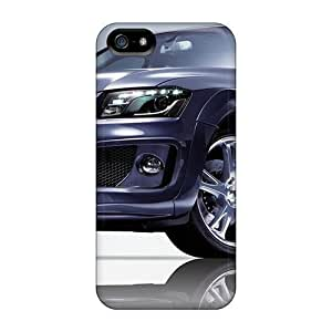 Back Cases Covers For Iphone 5/5s - Audi Q5 By Abt