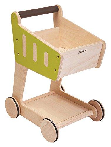 PlanToys 3481 Shopping Cart Toy