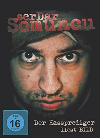 Serdar Somuncu - Der Hassprediger liest Bild