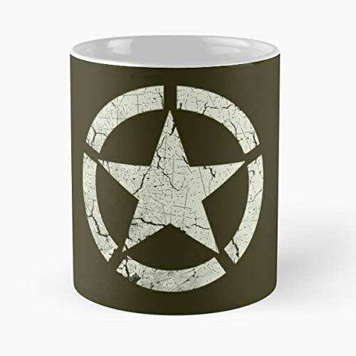 Military Army Infantry Tank -funny Present For My Greatest Boss Male Or Female, Men, Women, Great Office Gift Mugs, Birthday, Leaving, Bold, Cup, 11 Oz