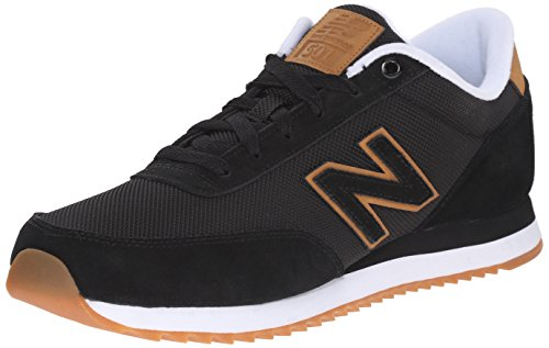 New Balance Men's MZ501 Ripple Sole Pack Classic Running Shoe, Black, 10.5...