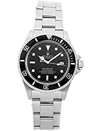 Sea-Dweller Mechanical (Automatic) Black Dial Mens Watch 16600 (Certified Pre-Owned)