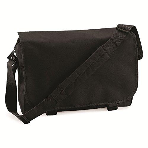 Al Mujer Negro Hombro Bolso Bagbase Para 5FwIAFq