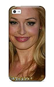 DeniseMA Snap On Hard Case Cover Cat Deeley 9 Celebrity Cat-deeley People Celebrity Protector For Iphone 5c