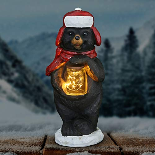 Vintage Outdoor Light Up Santa in US - 4