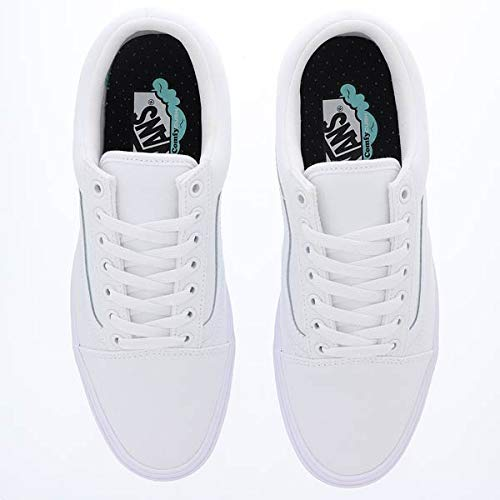Vans Chaussures Skool Comfycush Old White The classic Pfq7Prx