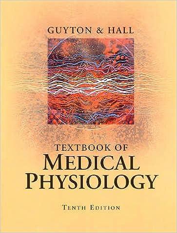 textbook of medical physiology 10th edition john e hall arthur c