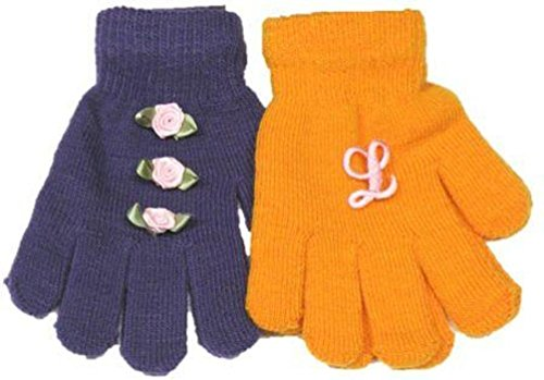 Set of Two Pairs Magic Gloves for Kids Ages 1-3 Years by Gita