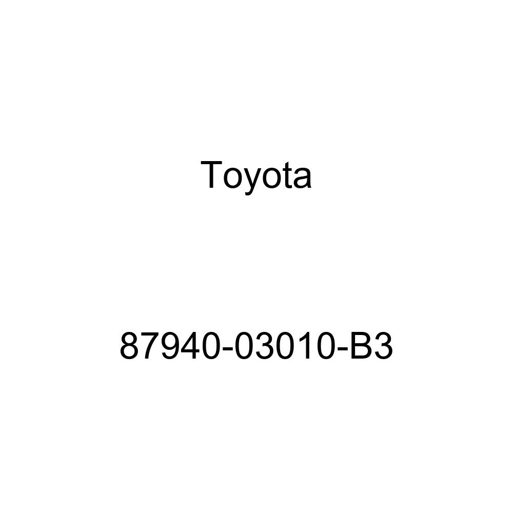 Genuine Toyota 87940-03010-B3 Rear View Mirror Assembly